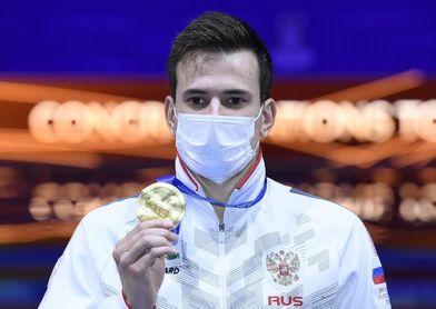 Malyutin logró su segundo oro en una jornada sin medallas para los españoles
