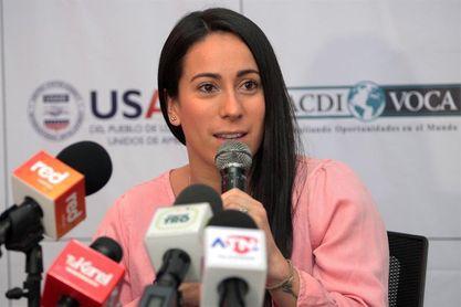 Mariana Pajón encabeza equipo colombiano para la Copa Mundo de BMX de Bogotá