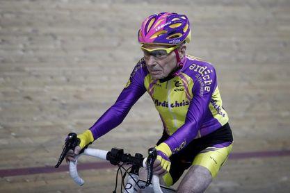 Muere con 109 años el francés que estableció récords ciclistas ya centenario