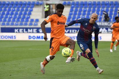 El Valencia completa su peor puntuación y posición del siglo XXI