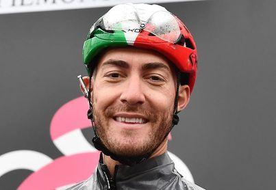 El campeón de Europa Giacomo Nizzolo abandona el Giro