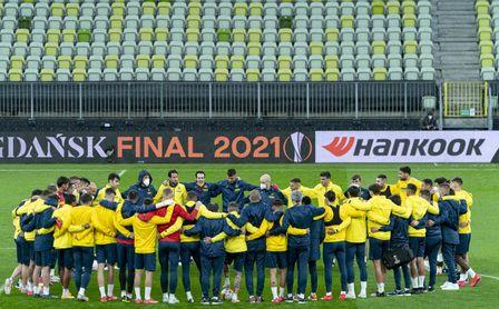 El Villarreal, a coronarse en Europa ante el poderoso United