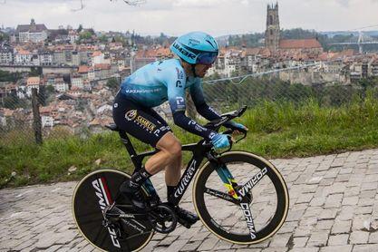 Ion Izagirre será el líder del Astana en el Dauphiné