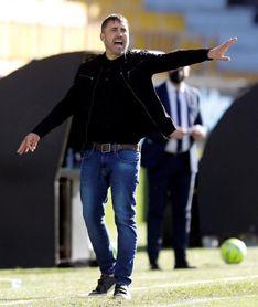 Dos partidos a Coudet por su expulsion en el Celta-Betis