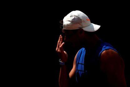 """Nadal: """"Queda mucho trabajo antes del posible choque con Djokovic"""""""