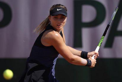 Badosa, primera victoria española en Roland Garros