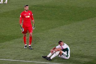 Verdú será intervenido este miércoles de una lesión en el ligamento de la rodilla derecha