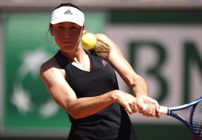 Swiatek, celebra su 20 cumpleaños con triunfo en Roland Garros