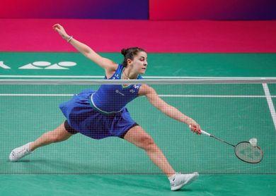 Carolina Marín será operada y no podrá defender su título olímpico en Tokio