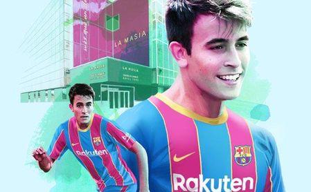 Oficial: El central internacional Eric García ficha por el FC Barcelona hasta 2026