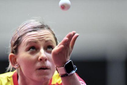 Galia Dvorak logra la clasificación para sus cuartos Juegos Olímpicos