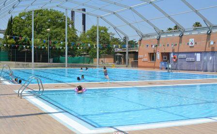 La piscina del SADUS se adapta al verano