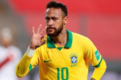 Un senador pide a Neymar y la selección que no acepten la Copa América en Brasil
