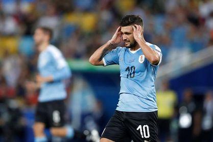 De Arrascaeta da positivo en covid-19 durante la concentración con Uruguay