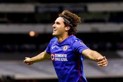 Giménez, campeón con Cruz Azul, se integra a la selección olímpica mexicana