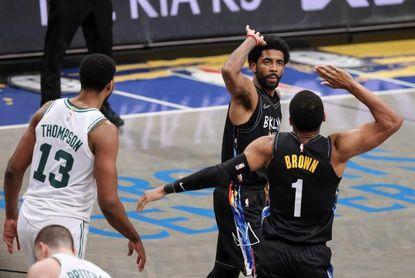 "Nets, semifinales con toque de ""Big Three""; Suns humillan a Lakers sin Davis"