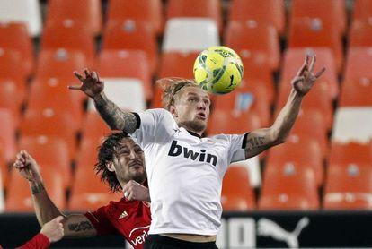 Wass se plantea volver a Dinamarca y deja su futuro en manos del club