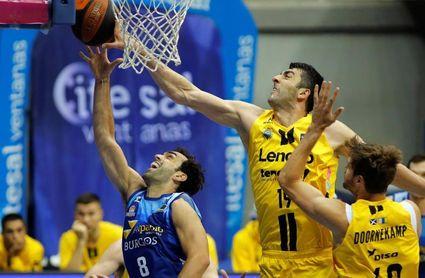 68-92. El Tenerife destroza al Burgos y alcanza sus primeras semifinales