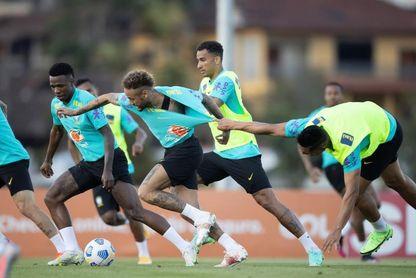 Brasil, a por el repóker de victorias frente a Ecuador