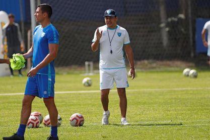 Guatemala juega contra San Vicente con la mirada puesta en Curazao