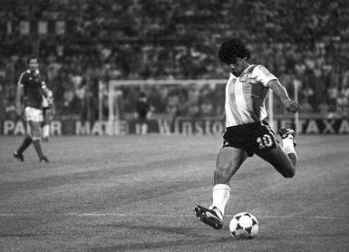 Argentina y Uruguay jugarán en el COTIF que homenajeará a Maradona