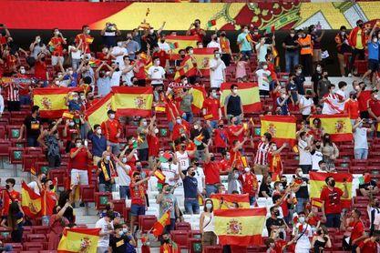 El público regresa al Wanda Metropolitano 1 año, 2 meses y 27 días después