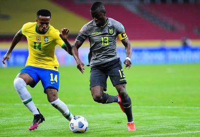 2-0. Brasil aparca la tormenta extradeportiva con un triunfo sobre Ecuador