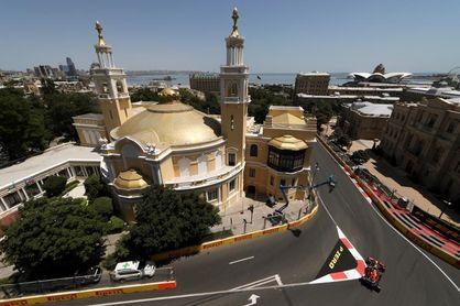 Gasly delante de 'Checo' en el último libre; Sainz quinto y Alonso, séptimo