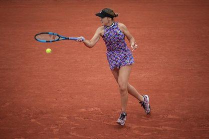 Kenin, por tercer año, en octavos de final de Roland Garros