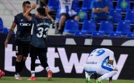 1-2: El Rayo remata en Butarque y estará en la final por el ascenso