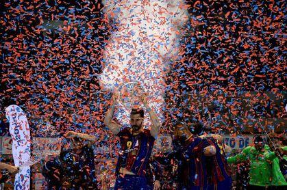 El Barça de Xavi Pascual cierra un ciclo histórico en el balonmano español