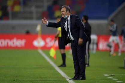 Lasarte duda de la Copa América y dice que Chile decidirá después de Bolivia