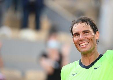 Nadal se suma a Badosa y Davidovich en cuartos de Roland Garros