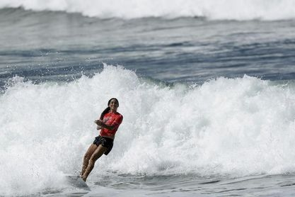 Surfistas de Perú, Chile y Costa Rica sellan en El Salvador su visado a Tokio
