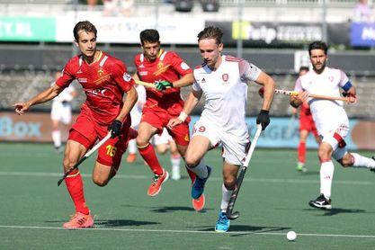 España fuera de las semifinales tras caer ante Inglaterra (2-3)