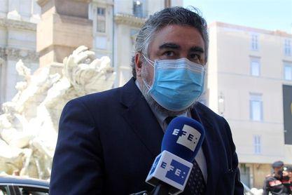 La selección será vacunada el miércoles si lo aprueba Sanidad, según el ministro