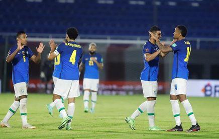 Brasil convoca para la Copa América el mismo equipo que utilizó en eliminatorias