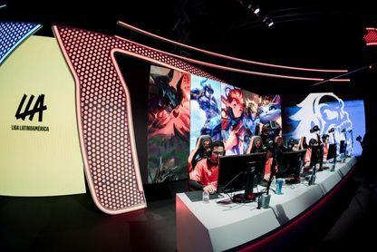El Clausura de la Liga latina de League of Legends se iniciará el 19 de junio