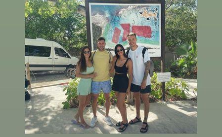 La tensa anécdota de Ruibal y Loren en México con Guardado mediando con la policía