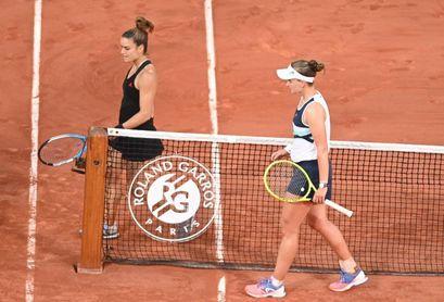 El genio de Krejcikova y la insistencia de Pavlyuchenkova a la final