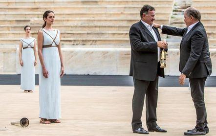 El griego Spyros Capralos, nuevo presidente de los Comités Olímpicos Europeos