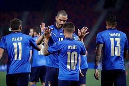 Italia abre la Eurocopa de su redención
