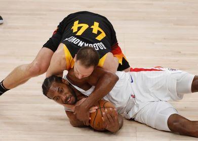 117-111: Los Clippers sucumben a una nueva exhibición de Donovan Mitchell