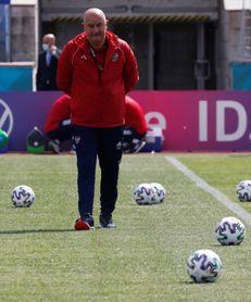 """Cherchésov: """"Roberto Martínez es un magnífico entrenador"""""""