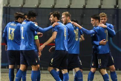 Italia ultima los detalles previos a su debut y dispara el entusiasmo en Roma