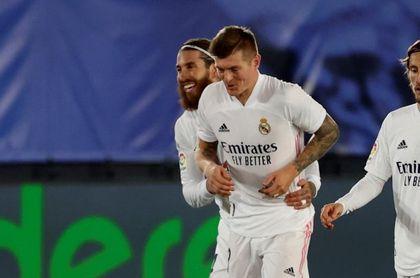 Kroos: Sergio Ramos es el mejor capitán que he tenido en mi carrera