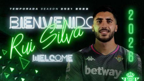 Oficial: Rui Silva ya es del Betis.