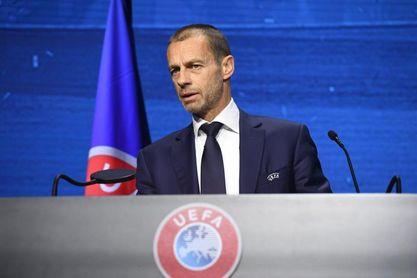 La UEFA descartó la vacunación de equipos ante la distinta situación sanitaria de los países