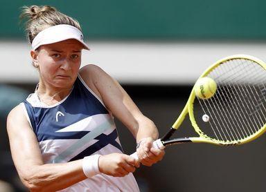 La checa Barbora Krejcikova gana su primer 'Grand Slam'