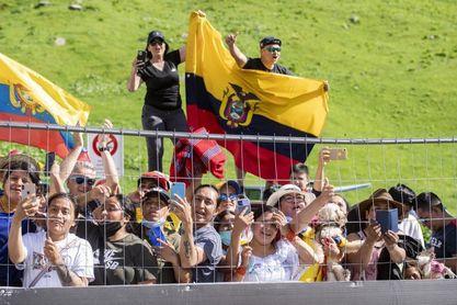 Carapaz resiste y se lleva la Vuelta a Suiza pensando en el Tour de Francia